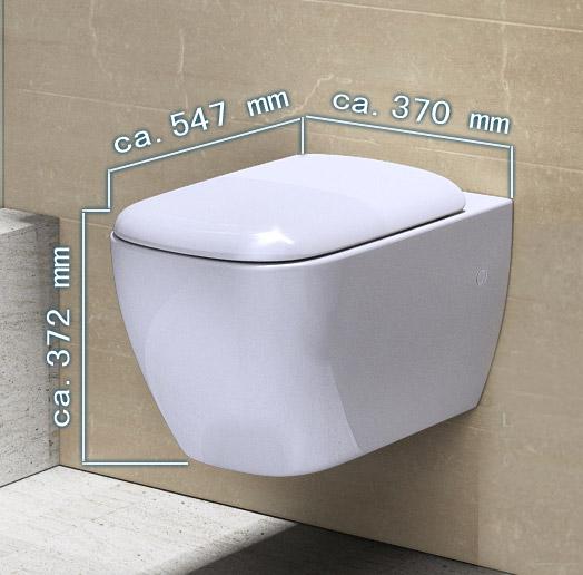 wc toilette wc suspendu abattant silencieux lunette de wc 375 promo ebay. Black Bedroom Furniture Sets. Home Design Ideas