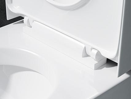 h nge wc badkeramik softclose deckel toilete kk376 ebay. Black Bedroom Furniture Sets. Home Design Ideas