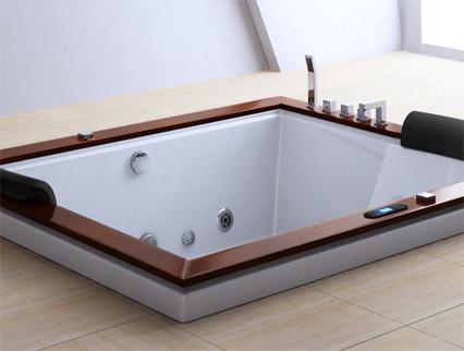 Badewanne installieren