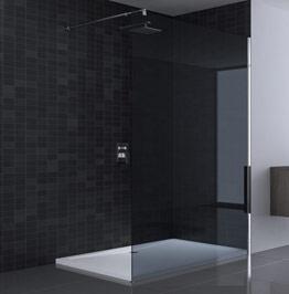 walk in dusche duschabtrennung duschtrennwand duschkabine. Black Bedroom Furniture Sets. Home Design Ideas