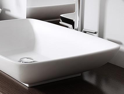 Lavabo vasque poser vier accessoire design bruxelles - Monter un meuble sous evier ...