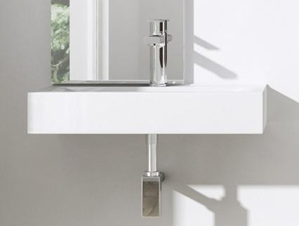 Lavabo vasque poser ou monter au mur vier design - Monter un meuble sous evier ...