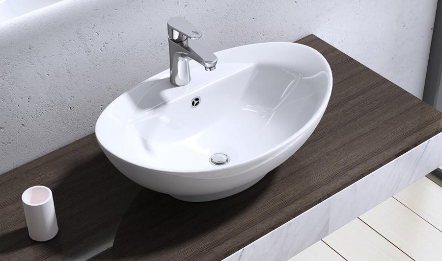 design keramik waschschale aufsatz waschbecken waschtisch waschplatz br ssel302. Black Bedroom Furniture Sets. Home Design Ideas