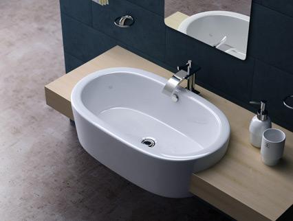 design keramik waschschale einbau waschbecken waschtisch waschplatz br ssel788. Black Bedroom Furniture Sets. Home Design Ideas