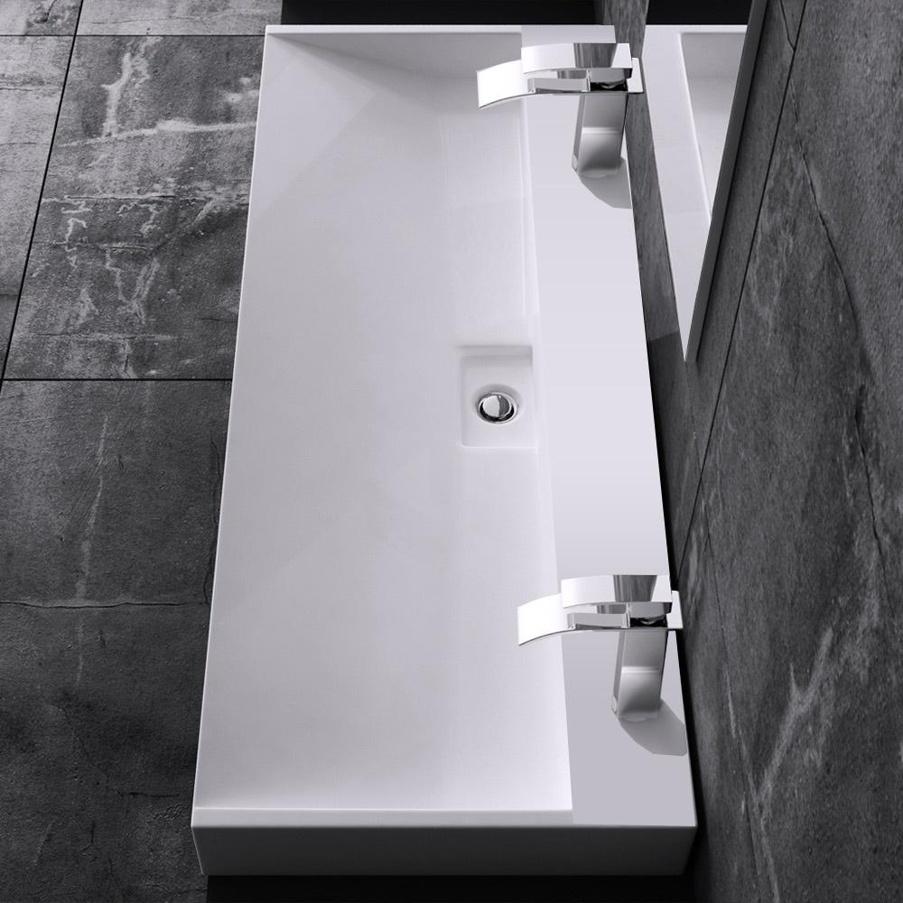 luxus design gussmarmor waschbecken stand waschtisch waschplatz col19 wow neu. Black Bedroom Furniture Sets. Home Design Ideas