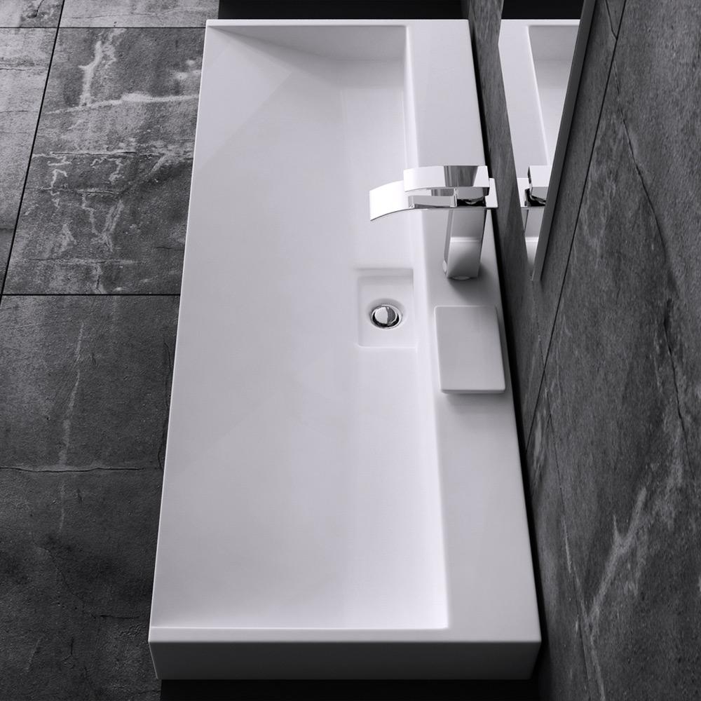 luxus design gussmarmor waschbecken stand waschtisch. Black Bedroom Furniture Sets. Home Design Ideas