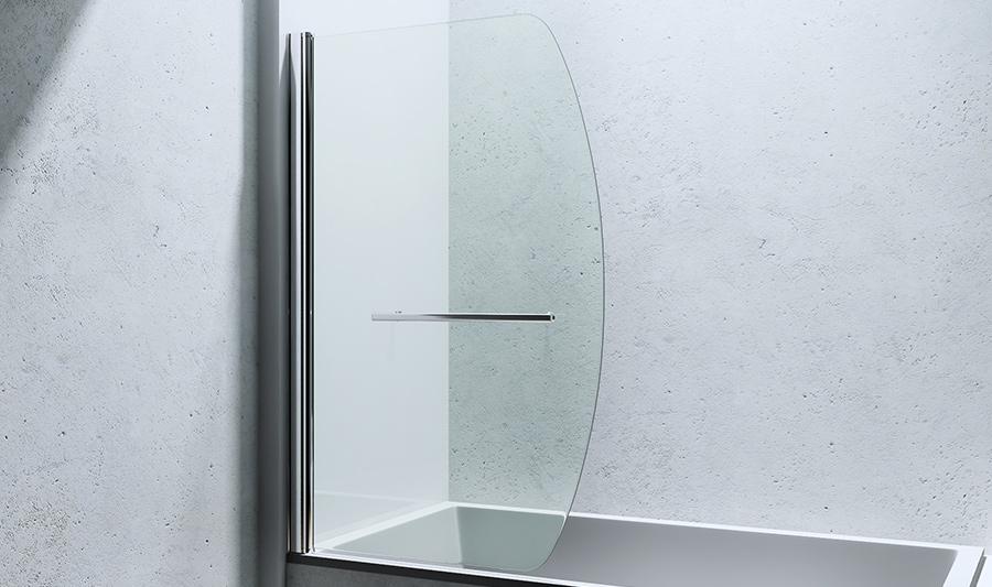 paroi pare douche porte de douche pour baignoire verre de s curit cortona112 ebay. Black Bedroom Furniture Sets. Home Design Ideas