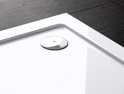 duschtasse duschwanne dusche acrylwanne f r ihr luxus bad weiss faro3. Black Bedroom Furniture Sets. Home Design Ideas