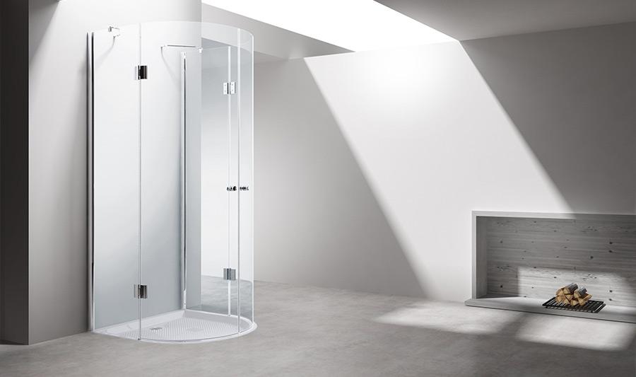 porte de douche paroi pare douche verre de s curit cabine de douche ravenna 3 ebay. Black Bedroom Furniture Sets. Home Design Ideas