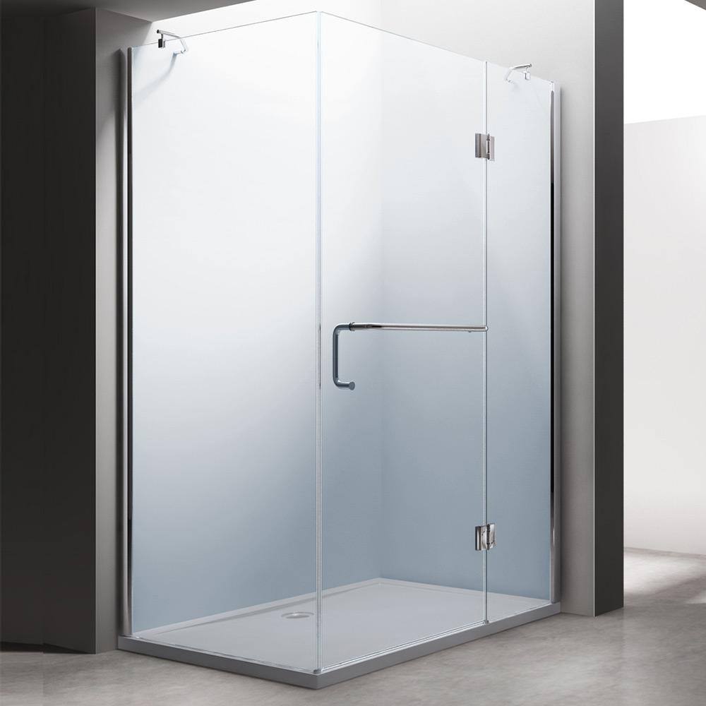 Design echtglas duschkabine dusche duschabtrennung - Duschwand dusche ...
