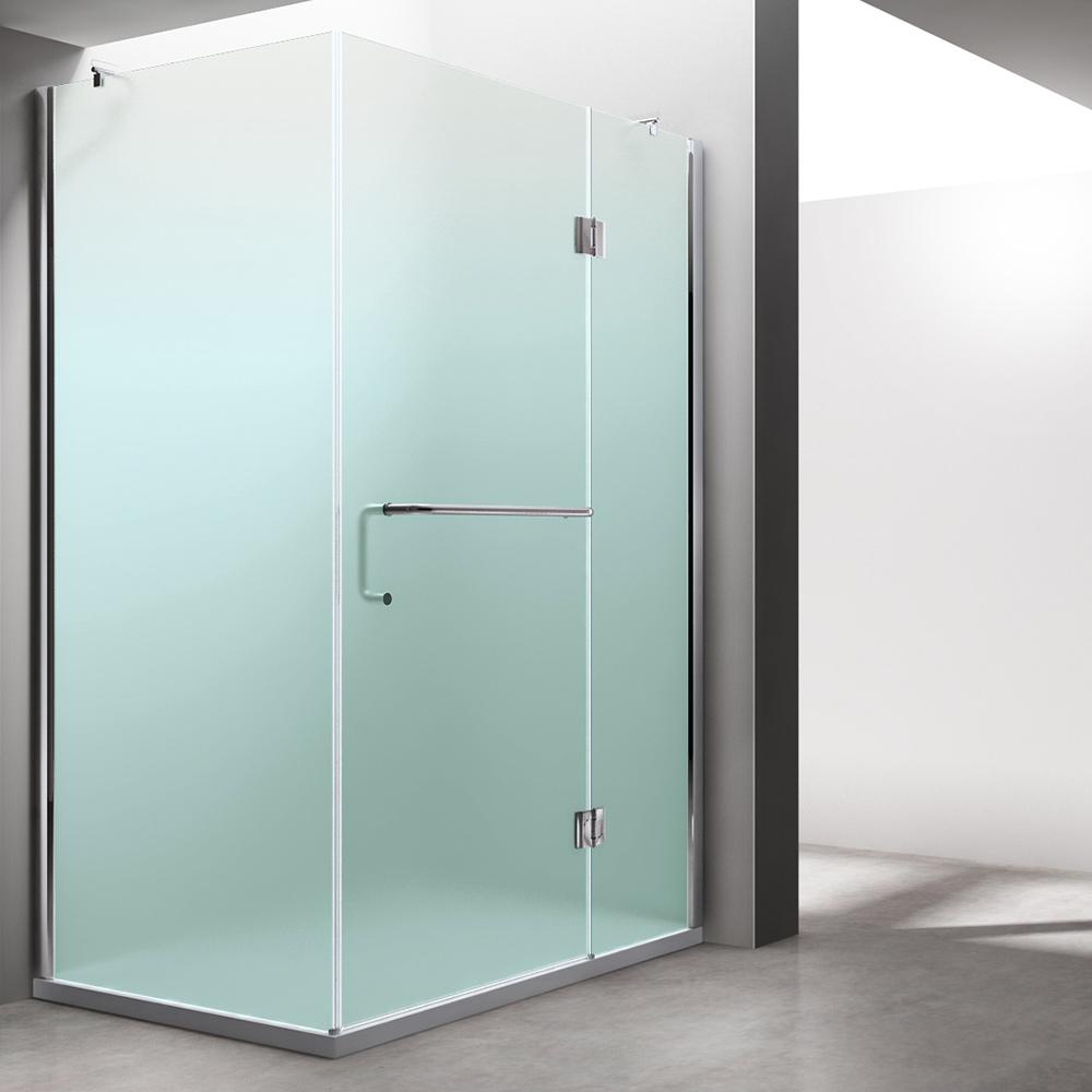 Duschwand Dusche Duschabtrennung Duschkabine Duschtrennwand Nische ...