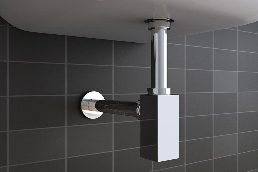 stegner siphon de lavabo r glable en laiton chrom design moderne s06 promo ebay. Black Bedroom Furniture Sets. Home Design Ideas