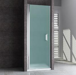luxus design duschwand glas nischent r duschabtrennung bad. Black Bedroom Furniture Sets. Home Design Ideas