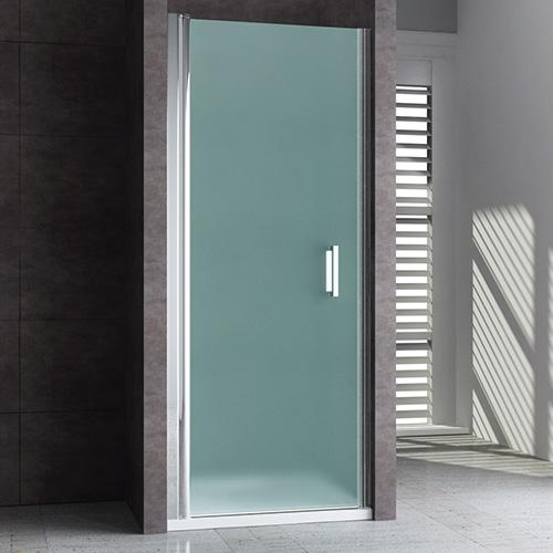 duschabtrennung glas nische nischenabtrennung nischent r nische duschwand duschabtrennung bad. Black Bedroom Furniture Sets. Home Design Ideas