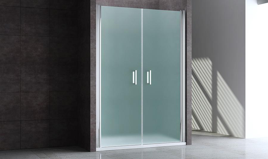 Duschabtrennung glas nische  Duschkabine Nische: Duschkabine duschabtrennung nischentür nano ...