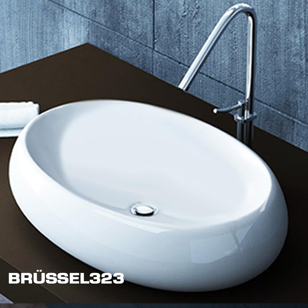 design keramik waschschale wandmontage waschbecken. Black Bedroom Furniture Sets. Home Design Ideas